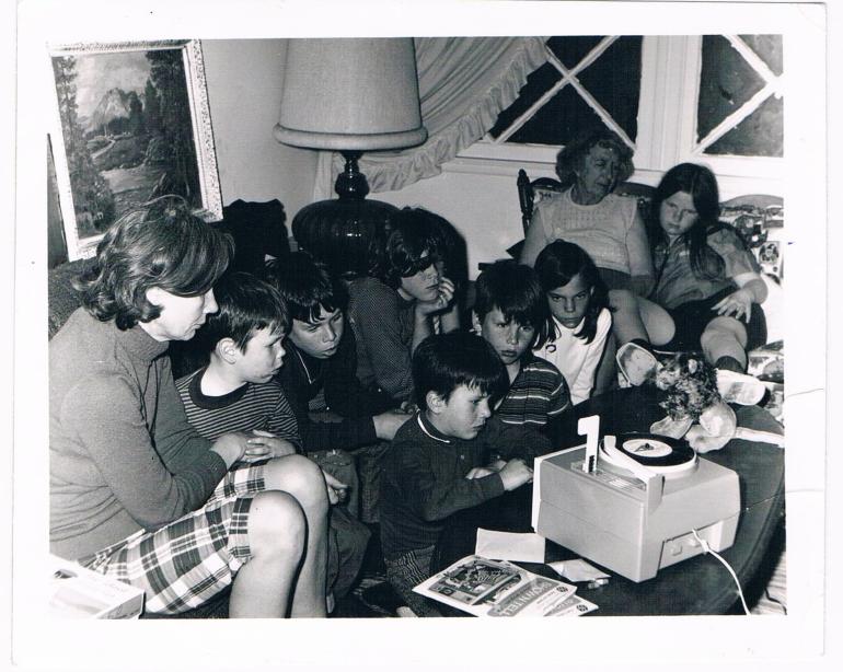 ferricks around record player.jpg